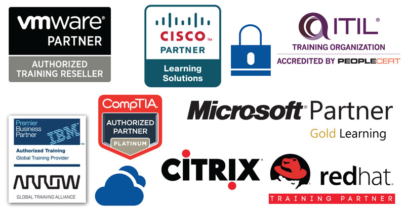 مهارت های شبکه  و فناوری اطلاعات.توصیه می شود دانشجویان و کارشناسان فناوری اطلاعات  براساس علاقه  دوره های تخصصی را آموزش ببینند.